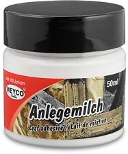 (12 /100ml) 50ml MEYCO Anlegemilch Zum Veredeln Von Blattmetall