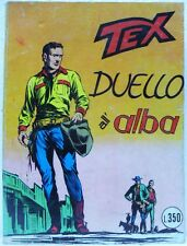 TEX n° 59 - Duello all'alba - Lire 350 - Gennaio 1969