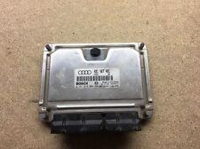 Audi A4 A6 4B B6 2,5Tdi Akn 110 Kw Unidad de Control Del Motor 4B1907401B