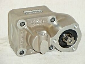 PTO UNIT - ZF 6S-700TO GEARBOX - EURO 3 BOLT O/P