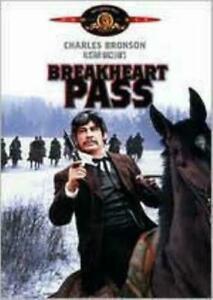 Break Heart Pass DVD Charles Bronson Movie 1975 - WIDESCREEN - Western Film