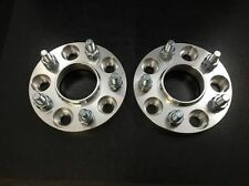 Custom HUBCENTRIC Wheel Spacers Adapters 5x114.3 20MM EVO FUSION MAZDA 3