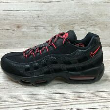 NIKE AIR MAX 95 BLACK INFRARED size UK 10 EUR 45 US 11 AV7014 001 97 270 720