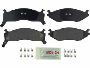 For 1991-1995 Plymouth Acclaim Brake Pad Set Front Bosch 76889DY 1992 1993 1994