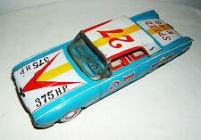 Ichiko, Ford, Speed King 27, 375 H.P., Friktion, Sirene, Made in Japan, Selten!