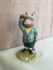 New ListingRoyal Doulton Bogey Bunnykins Golden Jubilee Celebration Figurine England 1984