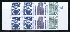 Germany - 1989 Sc. 1528a, Historic Sites, complete booklet