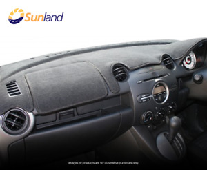 Sunland Dashmat fits VOLKSWAGEN POLO (9N/MY06/07/8/10 - 7/02 to 4/10) - Charcoal