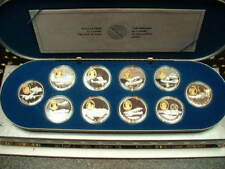 CANADA $20 AVIATION COIN SET* SERIE 1* 10 coins total