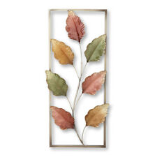 Metal Autumn Leaves Wall Decor, by Collections Etc