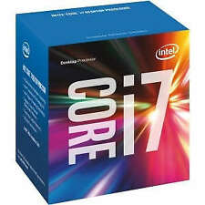 Intel Core I7-6700k 4ghz (skylake) 1151