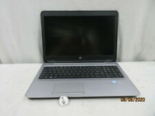 HP Probook 650 G2, 500GB HDD, 8 GB RAM, i5-6th Gen. No OS, No A/C Adapter