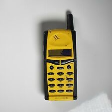 Vintage Retro GSM Cell Phone Ericsson GF768 Yellow - For Parts