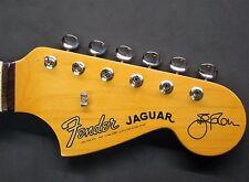 2016 Fender Johnny Marr Jaguar Rosewood NECK & TUNERS American Guitar USA