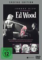 Ed Wood (Special Edition) [Special Edition] von Tim Burton   DVD   Zustand gut