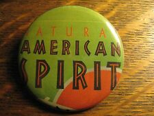 American Spirit Cigarettes Green Pack Logo Advertisement Pocket Lipstick Mirror