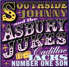 Southside Johnny & A - Cadillac Jack's Number One Son [New CD] UK - Im