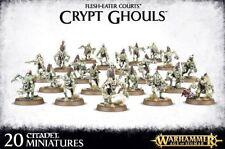 Flesh Eater Courts Crypte Ghouls / Ghast Courtisan Warhammer âge de Sigmar