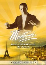Mantovani's Music From Around the World - The Mantovani TV Specials 2014 DVD