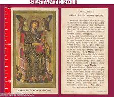 142 SANTINO HOLY CARD MARIA SS. DI MONTEVERGINE