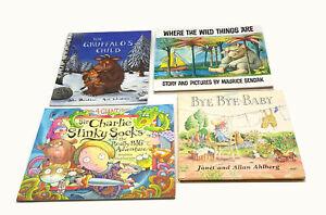 7 englische Bilderbücher für Kinder - guter und sauberer Zustand!