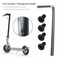 Screw +Hexagon Handle Skateboard For Xiaomi Mijia M365 Electric Scooter Access