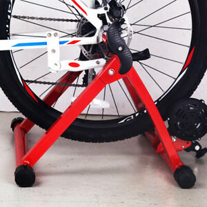 Foldable Magnetic Turbo Trainer Bike Trainer Stand for Mountain Bicycle Indoor