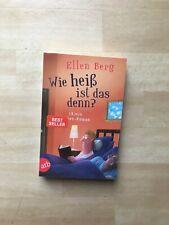 Wie heiß ist das denn? von Ellen Berg (2018, Taschenbuch) (K)ein Liebes-Roman