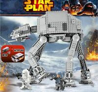 Lego ☆100%Compatible STAR WARS 1267 pz ☆STAR FIGHTER AT ROBOT MOTORIZZATO ►NEW◄