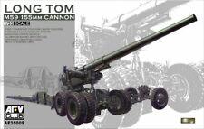 AFV CLUB LONG TOM M59 155MM CANNON 1:35 Cod.35009