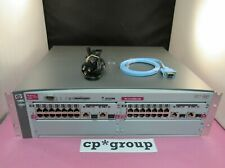 HP J4850A ProCurve 5304xl Managed Modular Rackmount Switch 2x J4907A 1x J4839A