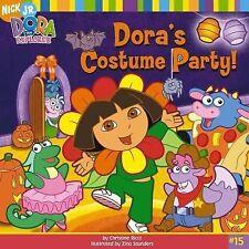 Dora's Costume Party! (Dora the Explorer 8x8 (Quality)), Christine Ricci, Good B