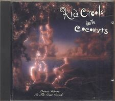 KID CREOLE & THE COCONUTS - Private waters - CD 1990 NEAR MINT CONDITION