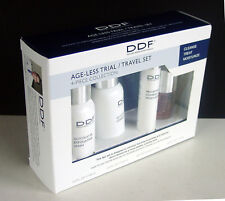 NIB DDF AGE-LESS  Trial/Travel Set 4-Piece Collection Cleanse Treat Moisturize!!