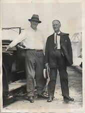 Franklin D. Roosevelt  Agence Trampus circa1933