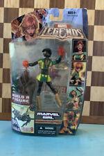 Marvel Legends MARVEL GIRL Complete in Box BROOD QUEEN BAF Reverse Chase Variant