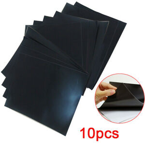 10 A4 Magnetic Sheets 0.5mm Flexible for Die Storage Spellbinders and Crafts UK