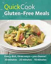 Hamlyn Quickcook: Gluten-Free Meals (Hamlyn Quick Cooks) by Hamlyn Book The