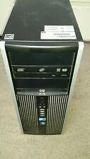 HP 8000 elite CMT C2D 3.16GHz E8500 4GB 250GB lightscribe DVD/R Win 7 Pro qty