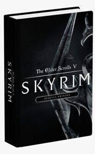 The Elder Scrolls V Skyrim Offizielle Lösungsbuch Special Edition Deutsch NEU