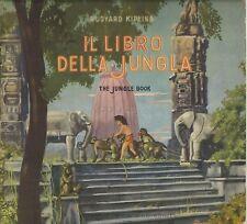 Il Libro della Jungla: la Caccia di Kaa - Collana Rosa d'Oro Conte 1950