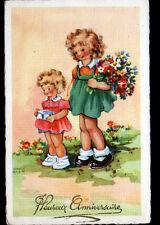 ENFANT & CADEAU D'ANNIVERSAIRE , illustrée par LUCE ANDRE