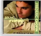 (HK268) Bruno d'Espiney, Frederic Chopin - CD