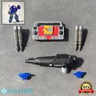 Upgrade Kit Recorder Weapon Arm Leg Filling Parts For Kingdom Tracks transformer