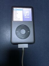 Apple iPod Classic MP3 Player Black (120 GB)