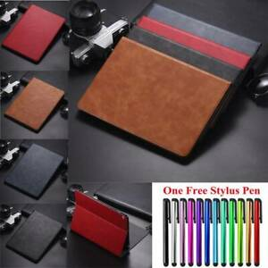 """Fr Huawei MediaPad M3 M5 M6 8.4"""" 10.8"""" Shockproof Smart Leather Stand Case Cover"""