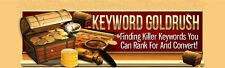 Keyword Goldrush- Discover The Secret Method For Generating Traffic: 1 CD Videos
