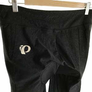 Brand New NWT Pearl Izumi Cycling Bicycle Crop Capri Legging Pant Black Wmns XL