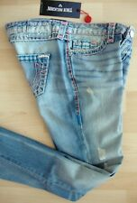 TRUE RELIGION BILLIE STRAIGHT SUPER T Damen Jeanshose Jeans Gr.26 NEU mit ETIKET