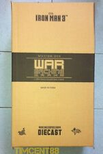 Ready! Hot Toys MMS198D03 Iron Man 3 War Machine Mark II Diecast 1/6 Normal